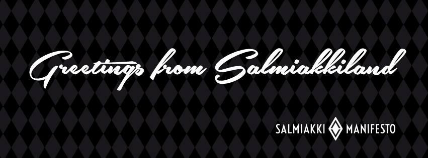 Kuvalähde: Salmiakki Manifesto