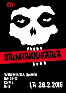 Salmiakkigaala 2015