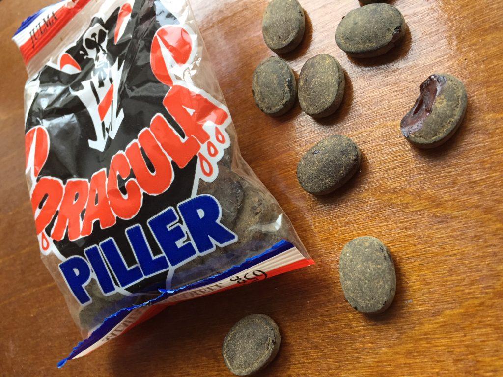 5) Dracula Piller(Scan Choco)